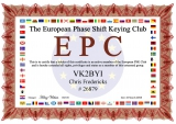 European Phase Shift Keying Club