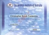 WIA Membership Certificate